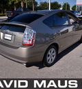 toyota prius 2009 gold hatchback hybrid hybrid 4 cylinders front wheel drive automatic 32771