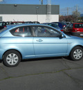 hyundai accent 2010 ice blue hatchback gs gasoline 4 cylinders front wheel drive 5 speed manual 99208