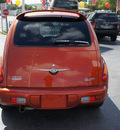 chrysler pt cruiser 2003 orange wagon gasoline 4 cylinders front wheel drive automatic 33021