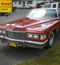 buick riviera 1976 red coupe v8 automatic 43560