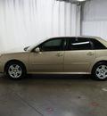 chevrolet malibu maxx 2006 beige hatchback lt gasoline 6 cylinders front wheel drive automatic 76108