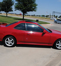 honda prelude 2001 red coupe type sh gasoline 4 cylinders front wheel drive 5 speed manual 76018