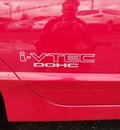 honda civic 2007 red sedan si gasoline 4 cylinders front wheel drive manual 98674