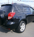 toyota rav4 2007 black suv sport gasoline 4 cylinders 4 wheel drive automatic 13502