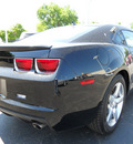 chevrolet camaro 2012 black coupe lt gasoline 6 cylinders rear wheel drive automatic 60007