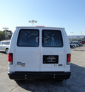 ford e 250 2011 white van super duty advance trac rsc flex fuel 8 cylinders rear wheel drive automatic with overdrive 60546