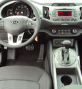 kia sportage 2012 silver suv lx gasoline 4 cylinders front wheel drive automatic 32901