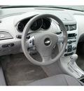 chevrolet malibu 2009 imperial blue sedan ls fleet gasoline 4 cylinders front wheel drive automatic 07712