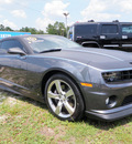 chevrolet camaro 2010 dk  gray coupe ss gasoline 8 cylinders rear wheel drive automatic 32401