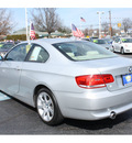 bmw 3 series 2008 titanium silver coupe 335xi 6 cylinders steptronic 07701