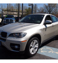 bmw x6 2008 mineral silver suv xdrive35i 6 cylinders steptronic 07701