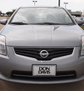 nissan sentra 2011 dk  gray sedan gasoline 4 cylinders front wheel drive automatic with overdrive 76018