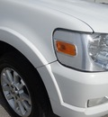 ford explorer sport trac 2007 white pickup truck limited gasoline 8 cylinders 4 wheel drive automatic 77388