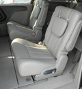 chrysler town and country 2012 red van touring l flex fuel 6 cylinders front wheel drive automatic 34731