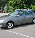 toyota camry 2006 gray sedan xle v6 gasoline 6 cylinders front wheel drive automatic with overdrive 56001