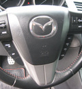 mazda mazdaspeed3 2010 black hatchback sport gasoline 4 cylinders front wheel drive 6 speed manual 45840