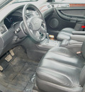 chrysler pacifica 2005 bright silver suv touring gasoline 6 cylinders all whee drive automatic 80905