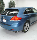 toyota venza 2009 lt  blue wagon awd v6 gasoline 6 cylinders all whee drive automatic 91731