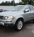 volvo xc90 2010 silver suv v8 gasoline 8 cylinders all whee drive automatic 27616