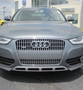 audi a4 allroad 2013 gray wagon 2 0t quattro premium plus gasoline 4 cylinders all whee drive 8 speed 46410
