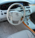toyota avalon 2007 silver sedan gasoline 6 cylinders front wheel drive automatic 79925