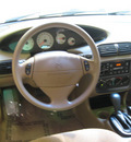 dodge stratus 2000 red sedan se gasoline 4 cylinders dohc front wheel drive automatic 44883