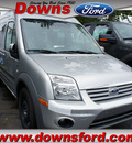 ford transit connect 2012 silver van wagon xlt premium gasoline 4 cylinders front wheel drive automatic 08753