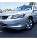 honda accord 2010 silver sedan lx p gasoline 4 cylinders front wheel drive automatic 33177