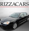 chevrolet malibu maxx 2006 black hatchback lt gasoline 6 cylinders front wheel drive automatic with overdrive 60546