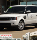 range rover range rover sport 2011 white suv hse luxury gasoline 8 cylinders 4 wheel drive automatic 62034