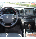 toyota land cruiser 2010 dk  gray suv gasoline 8 cylinders 4 wheel drive automatic 91761