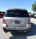 mercedes benz gl550 2008 silver suv 4matic 4x4 gasoline 8 cylinders 4 wheel drive automatic with overdrive 60546