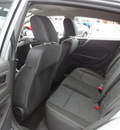 ford fiesta 2011 silver hatchback ses gasoline 4 cylinders front wheel drive automatic 37087