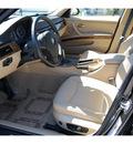 bmw 3 series 2008 black sedan 335xi gasoline 6 cylinders all whee drive automatic 77002
