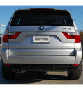 bmw x3 2010 gray suv xdrive30i gasoline 6 cylinders all whee drive automatic 77002