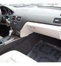 mercedes benz c class 2009 dk  gray sedan c350 sport gasoline 6 cylinders rear wheel drive automatic 77002