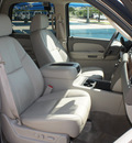 chevrolet tahoe 2008 silver suv lt flex fuel 8 cylinders 2 wheel drive 4 speed automatic 76206