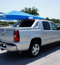 chevrolet avalanche 2011 silver lt flex fuel 8 cylinders 2 wheel drive 6 speed automatic 76206