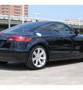 audi tt 2008 black coupe 2 0t gasoline 4 cylinders front wheel drive automatic 77002