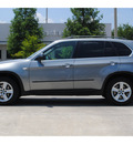 bmw x5 2008 dk  gray suv 4 8i gasoline 8 cylinders all whee drive automatic 77002