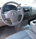nissan titan 2007 gray le ffv flex fuel 8 cylinders rear wheel drive automatic 77301