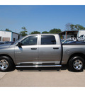 dodge ram pickup 1500 2010 dk  gray flex fuel 8 cylinders 2 wheel drive automatic with overdrive 77340