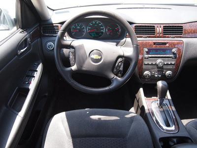 chevrolet impala 2012 silver sedan lt fleet flex fuel 6 cylinders front wheel drive automatic 76018