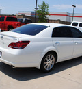 toyota avalon 2008 white sedan limited gasoline 6 cylinders front wheel drive automatic 76018