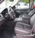 gmc sierra 1500 2012 black slt flex fuel 8 cylinders 4 wheel drive automatic 76018