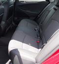hyundai sonata 2013 dk  red sedan se gasoline 4 cylinders front wheel drive 6 speed automatic 76234