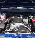 gmc canyon 2012 blue sle 1 gasoline 5 cylinders 2 wheel drive automatic 76018