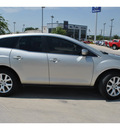 mazda cx 7 2009 silver suv touring gasoline 4 cylinders 6 speed automatic 78233