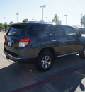 toyota 4runner 2011 gray suv sr5 gasoline 6 cylinders 2 wheel drive automatic 76116