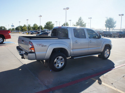 toyota tacoma 2012 silver prerunner v6 gasoline 6 cylinders 2 wheel drive automatic 76116